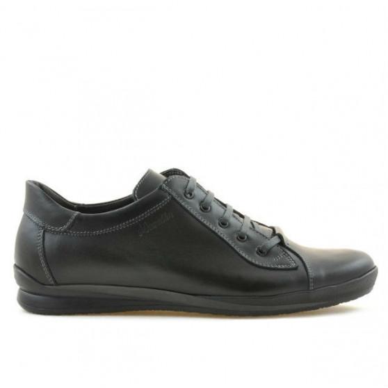 Men sport shoes 727 black