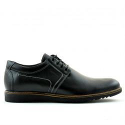 Pantofi casual barbati 812 negru