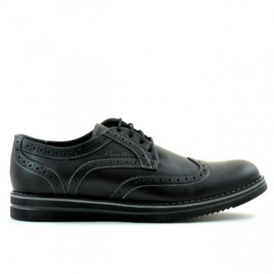 Pantofi casual barbati 866 negru