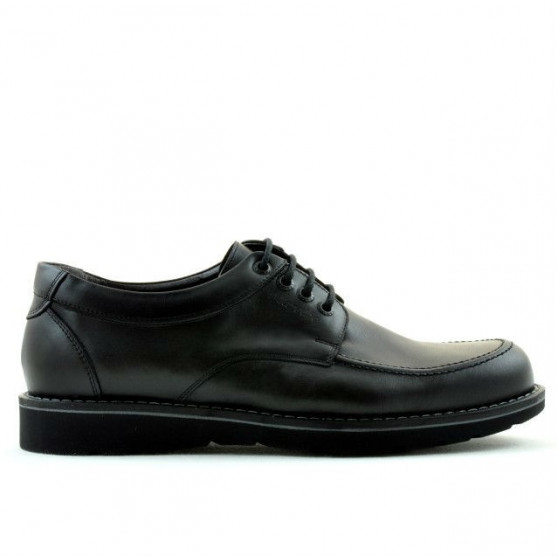 Pantofi casual barbati 758 negru