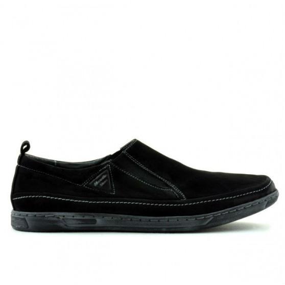Pantofi casual barbati 745 bufo negru