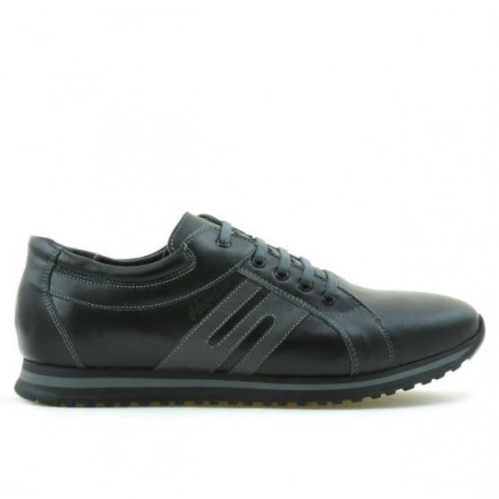 Pantofi sport barbati 768 negru+gri