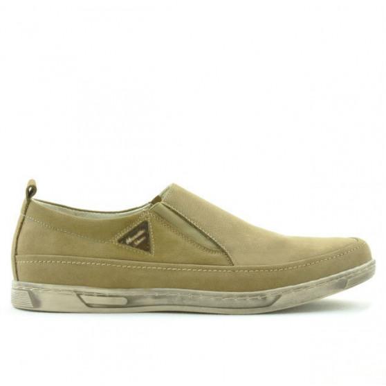 Pantofi casual barbati 745 bufo nisip