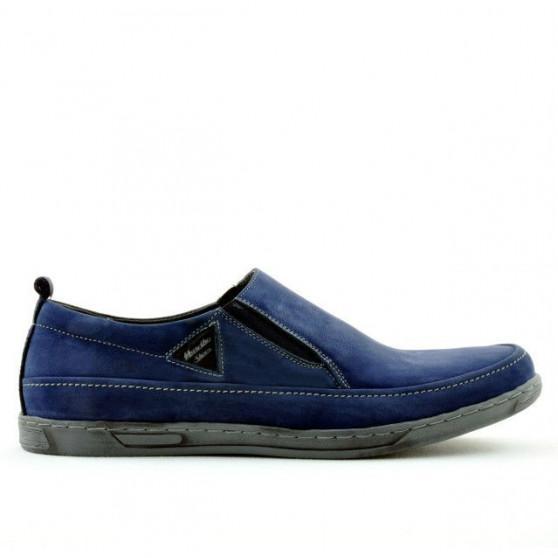 Pantofi casual barbati 745 bufo indigo
