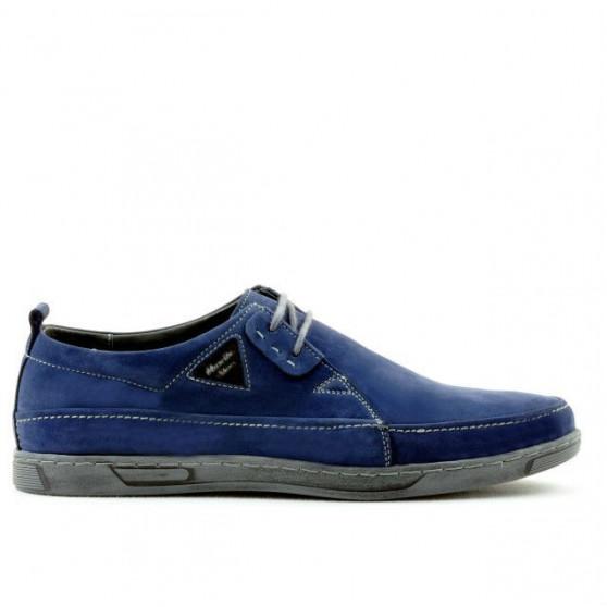 Men casual shoes 744 bufo indigo