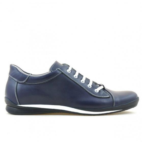 Men sport shoes 727 indigo