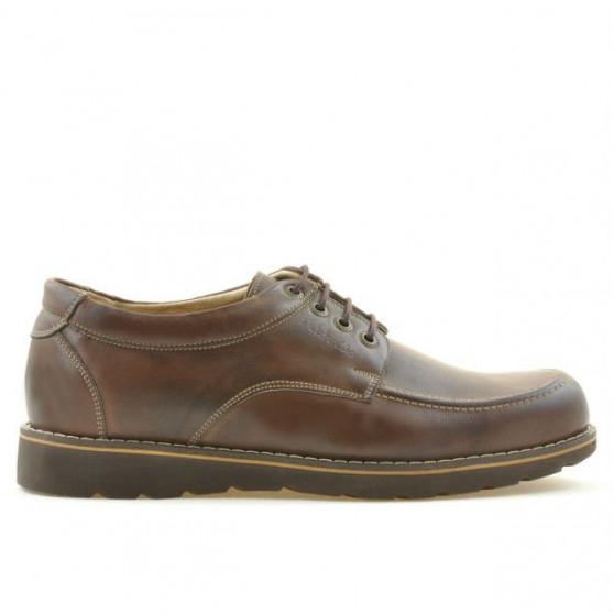 Men casual shoes 758 brown