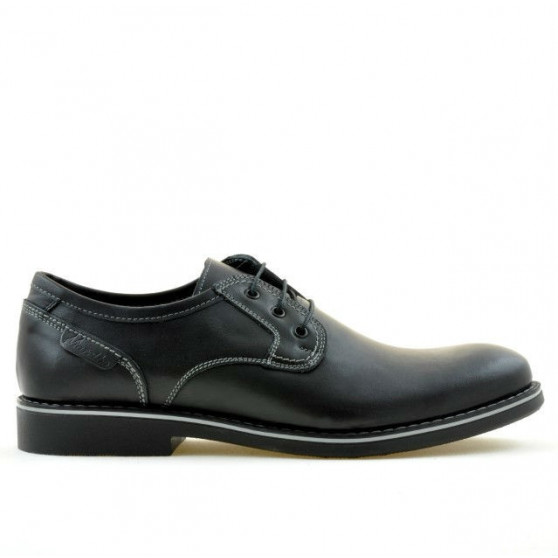 Pantofi casual barbati 856 negru