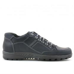 Pantofi sport barbati 853 tuxon negru