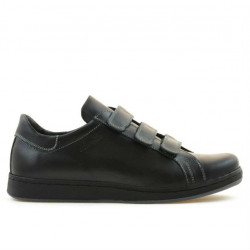 Pantofi sport barbati 959sc negru scai