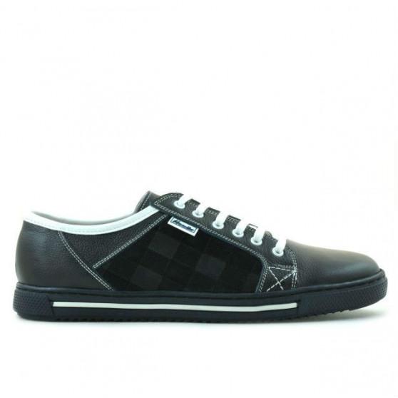 Men sport shoes 851 indigo+white
