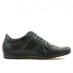 Pantofi sport barbati (marimi mari) 711m negru