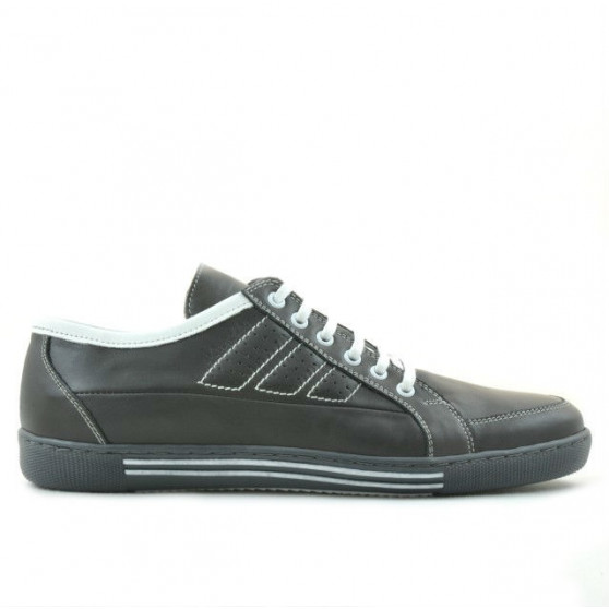 Men sport shoes 703 gray