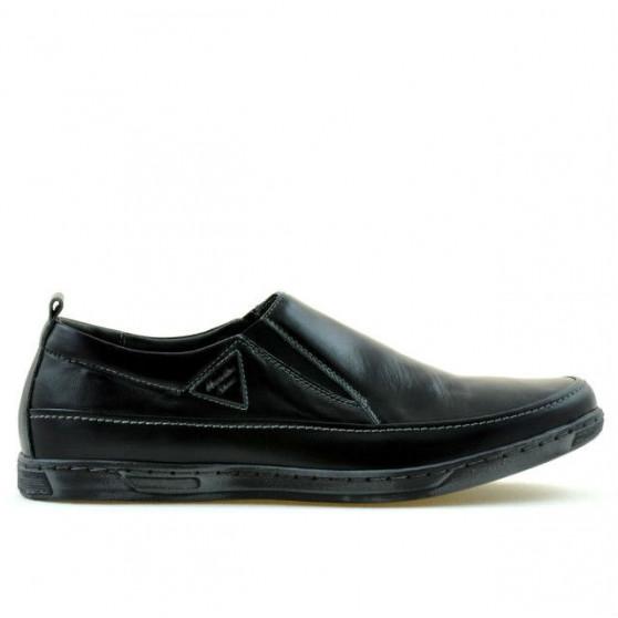 Pantofi casual barbati 745 negru