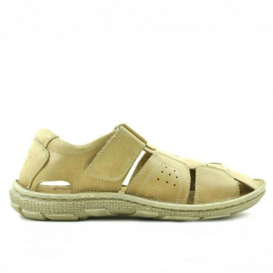 Men sandals 333 tuxon cappuccino