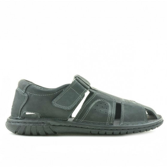 Men sandals (large size) 333m tuxon black