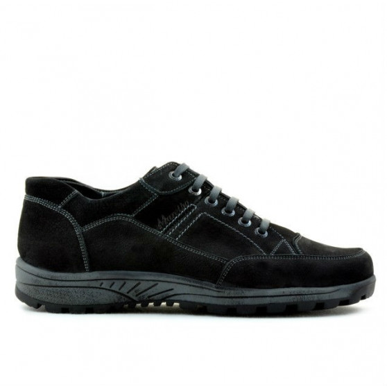 Pantofi sport barbati 853 bufo negru