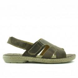Sandale barbati 359 tuxon nisip