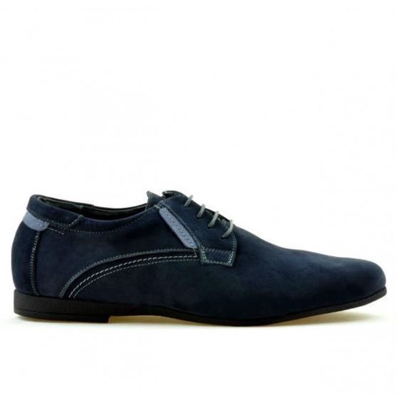 Men casual shoes 857 bufo indigo