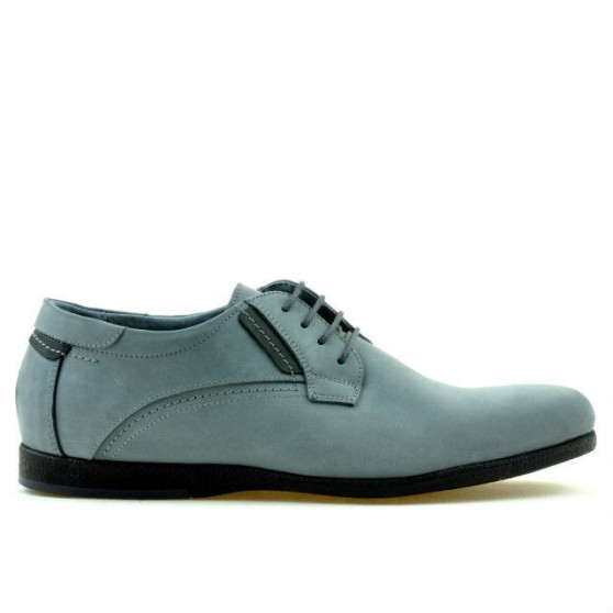 Men casual shoes 857 bufo gray