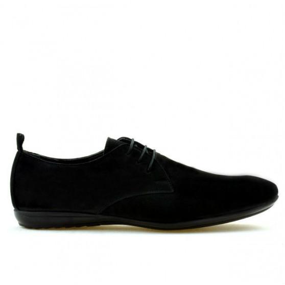 Pantofi casual barbati 794 bufo negru