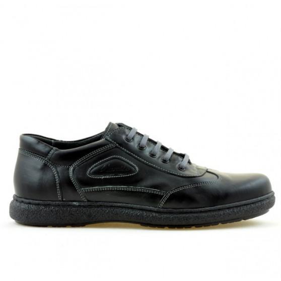 Men casual, sport shoes ( large size ) 858xxl black