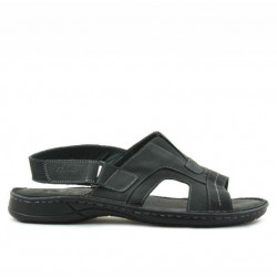 Men sandals 304 tuxon black