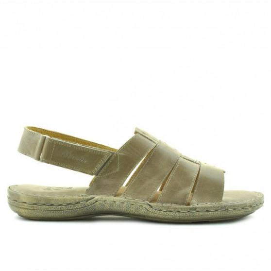 Sandale barbati 354 nisip