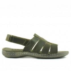 Sandale barbati 354 tuxon kaki