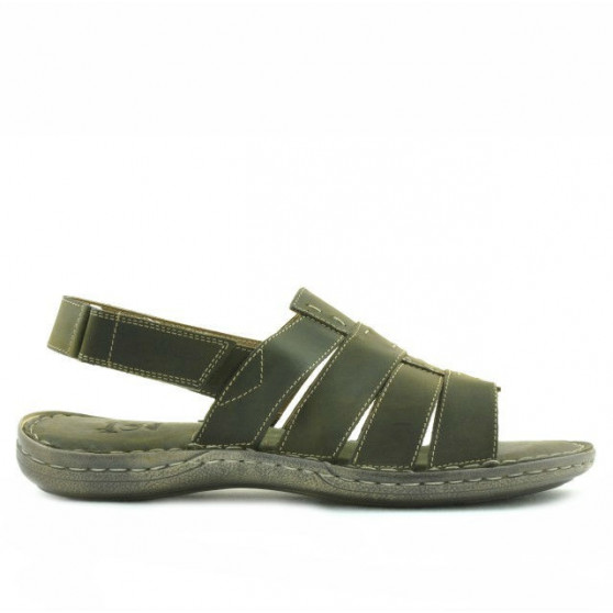 Men sandals 354 tuxon kaki