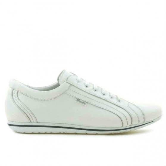 Men sport shoes 709 white