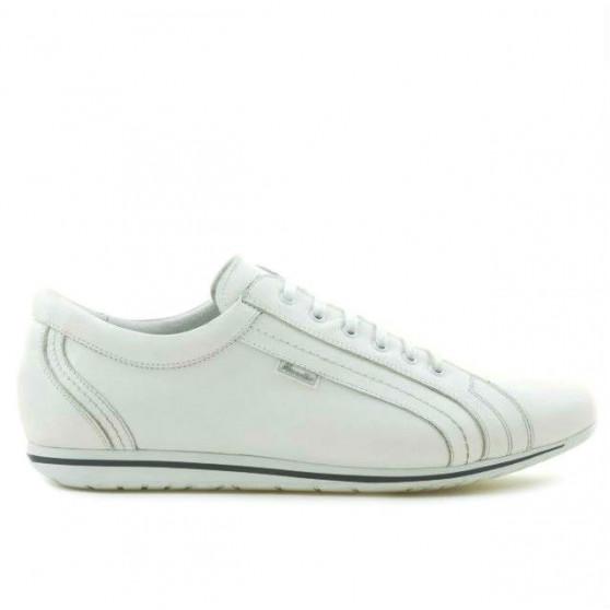 Pantofi sport barbati 709 alb