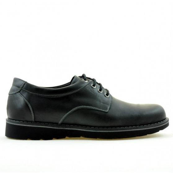 Pantofi casual barbati 757 negru