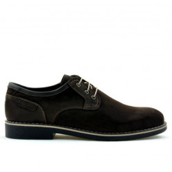 Pantofi casual barbati 856 bufo cafe
