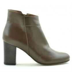 Women boots 1159 brown