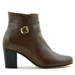 Women boots 1160 brown