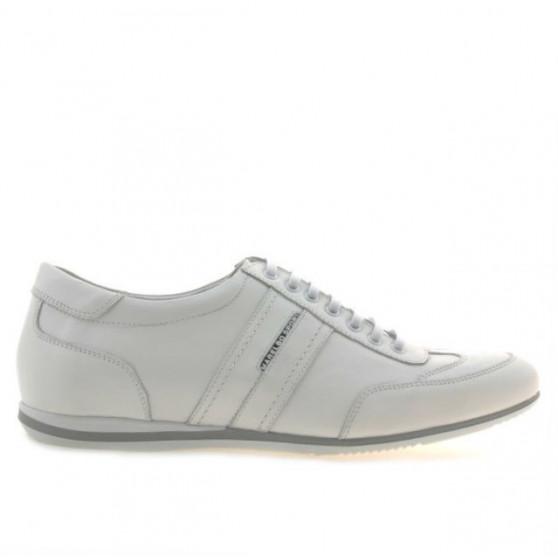 Pantofi sport barbati 770 alb