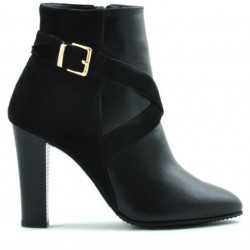 Women boots 1161 black combined