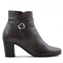 Women boots 1160 bordo