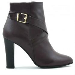 Women boots 1161 bordo