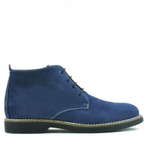 Men boots 482 bufo indigo