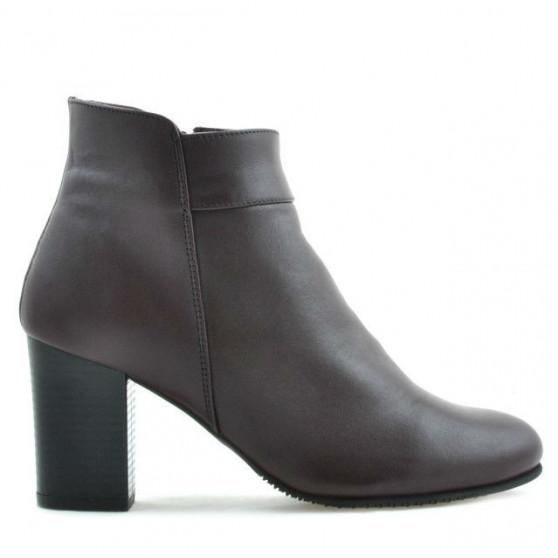 Women boots 1159 bordo