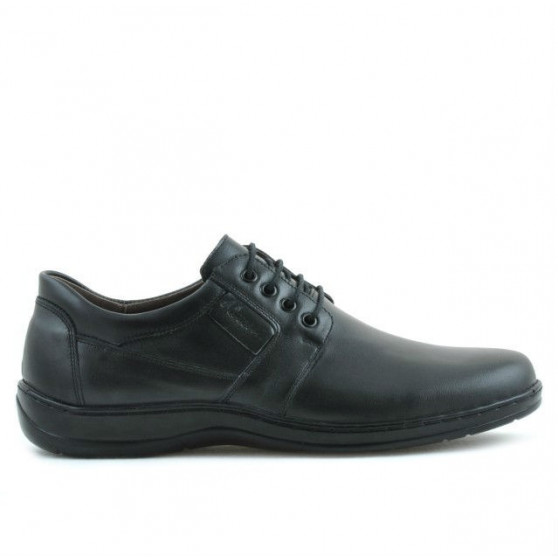 Pantofi casual barbati 825 negru