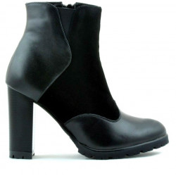 Women boots 1162 black combined