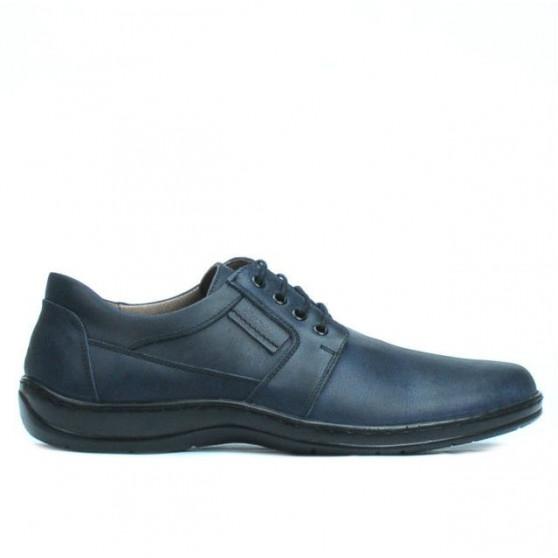 Pantofi casual barbati 825 tuxon indigo