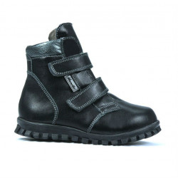 Small children boots 32c black combined