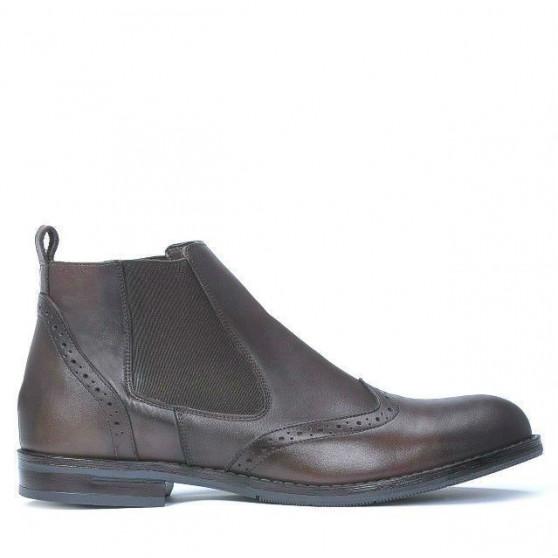 Men boots 485 brown