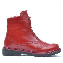 Women boots 3300 red