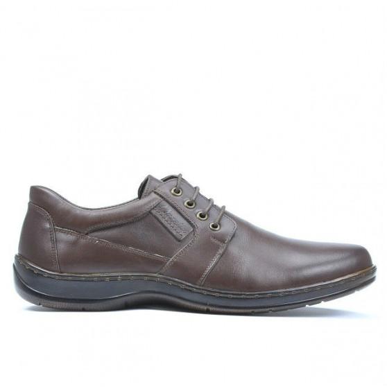 Pantofi casual barbati 825 maro