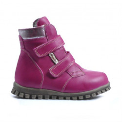 Small children boots 32c pink combined
